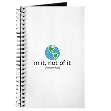 In It, Not of It Journal