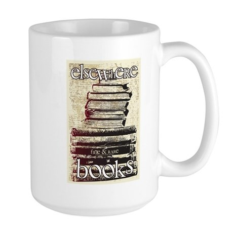Elsewhere Books Large Mug