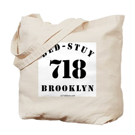 Bed-Stuy Tote Bag