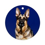 German shepherd items Ornaments