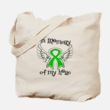 In Memory Bile Duct Cancer Tote Bag
