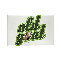 Old Goat Rectangle Magnet (100 pack)