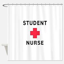 Student Nurse Shower Curtain