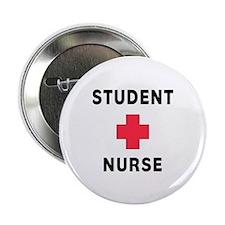 "Student Nurse 2.25"" Button (10 pack)"