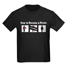 How to Become a Pirate T