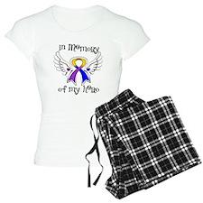 In Memory Bladder Cancer Pajamas