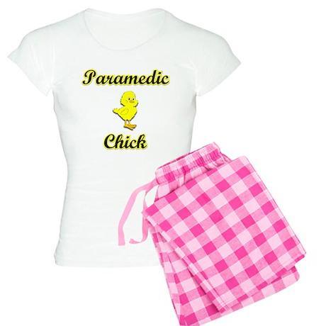 Paramedic Chick Women's Light Pajamas