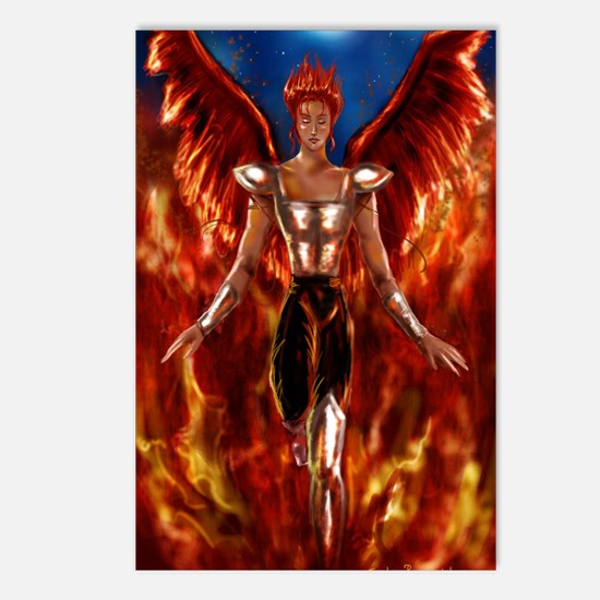 """Phoenix"" Postcards (Package of 8)"