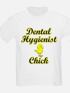 Dental Hygienist Chick T-Shirt