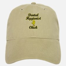 Dental Hygienist Chick Baseball Baseball Cap