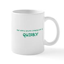 Quirky Mug