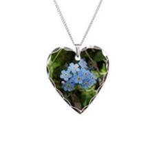 Forget-Me-Not #01 Necklace