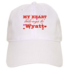 I love Wyatt Baseball Cap