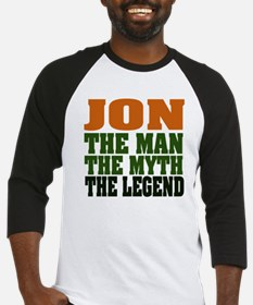 JON - The Legend Baseball Jersey