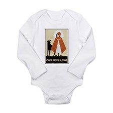 Once Upon A Time Long Sleeve Infant Bodysuit