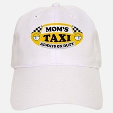 Mom's Family Taxi Baseball Baseball Cap