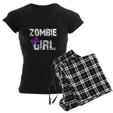 Zombie Girl Pajamas