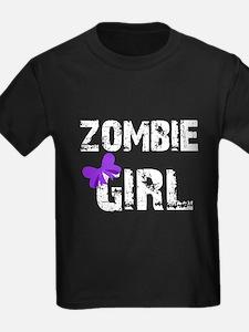 Zombie Girl T