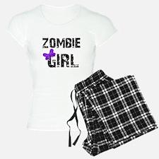 Zombie Girl Pajamas