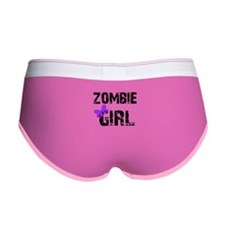Zombie Girl Women's Boy Brief