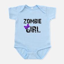 Zombie Girl Infant Bodysuit