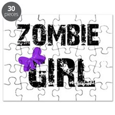 Zombie Girl Puzzle