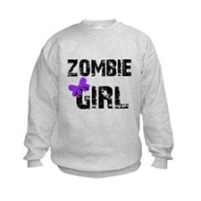 Zombie Girl Jumpers