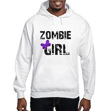Zombie Girl Hoodie