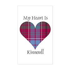 Heart - Kinnoull Decal