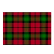 Tartan - Kerr Postcards (Package of 8)