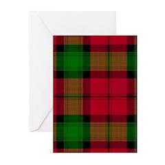 Tartan - Kerr Greeting Cards (Pk of 10)