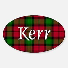 Tartan - Kerr Decal