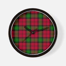 Tartan - Kerr Wall Clock