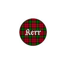 Tartan - Kerr Mini Button