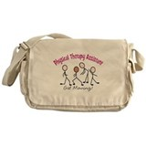 Physical therapist assistant Messenger Bags & Laptop Bags
