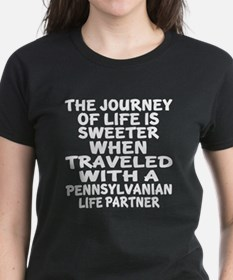 Traveled With Pennsylvanian L Tee