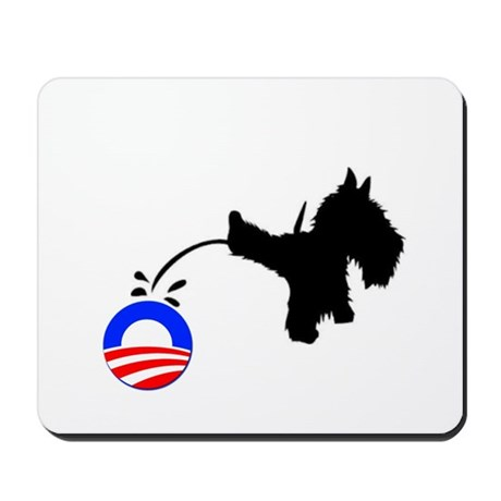 Puppy Power Mousepad