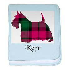 Terrier - Kerr baby blanket