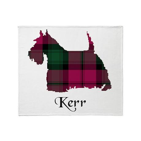 Terrier - Kerr Throw Blanket