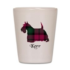 Terrier - Kerr Shot Glass