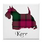 Terrier - Kerr Tile Coaster
