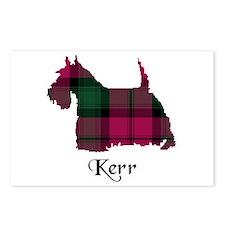 Terrier - Kerr Postcards (Package of 8)