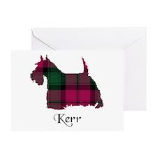 Terrier - Kerr Greeting Card
