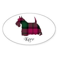 Terrier - Kerr Decal