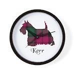 Terrier - Kerr Wall Clock