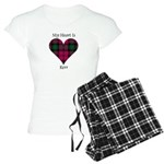 Heart - Kerr Women's Light Pajamas