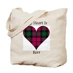 Heart - Kerr Tote Bag