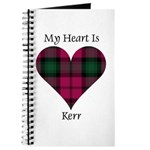 Heart - Kerr Journal