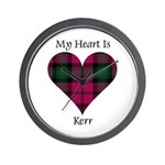 Heart - Kerr Wall Clock