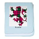 Lion - Kerr baby blanket